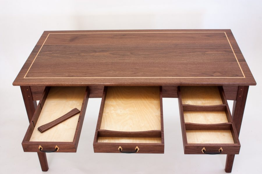 writing desk drawer dividers