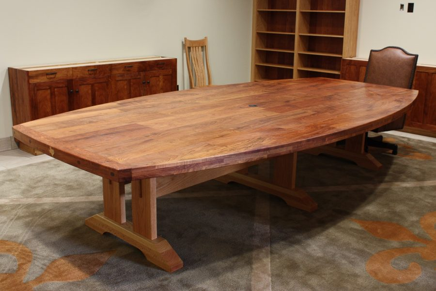 mesquite conference table