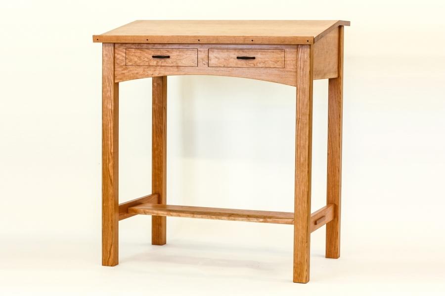 """standup desk, 26""""D x 42""""W x 41""""H"""