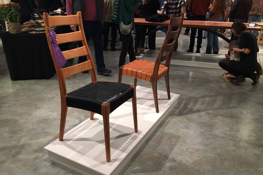 Webb Chairs at Show