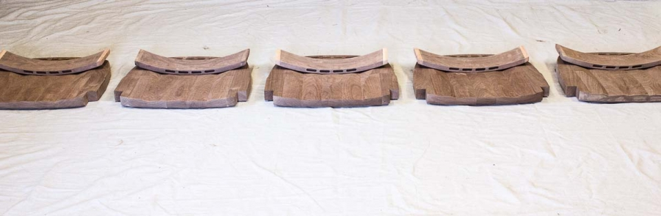rocking chair parts matched in sets, 2