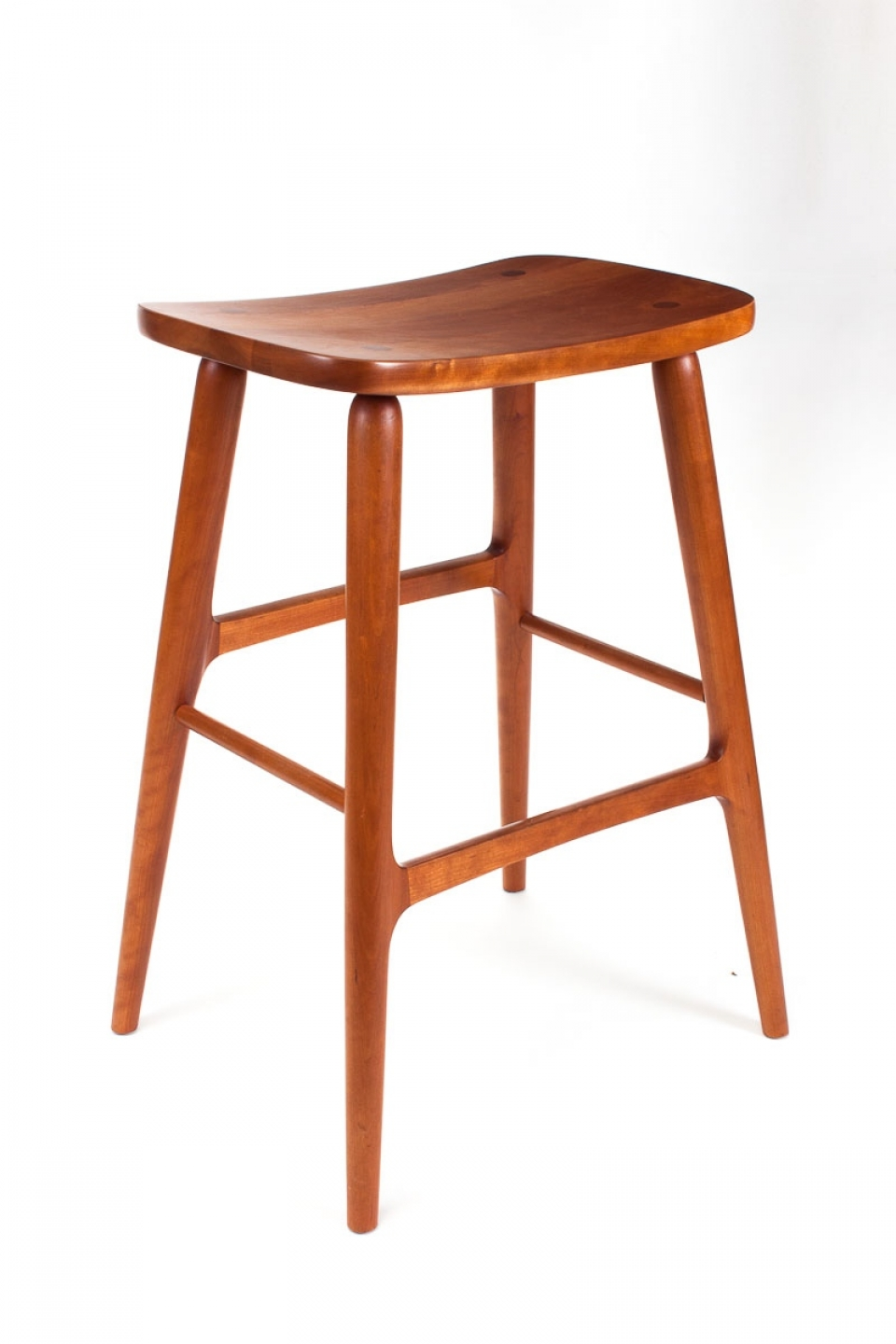 """Berry barstool, seat 30"""" high and 20"""" wide"""