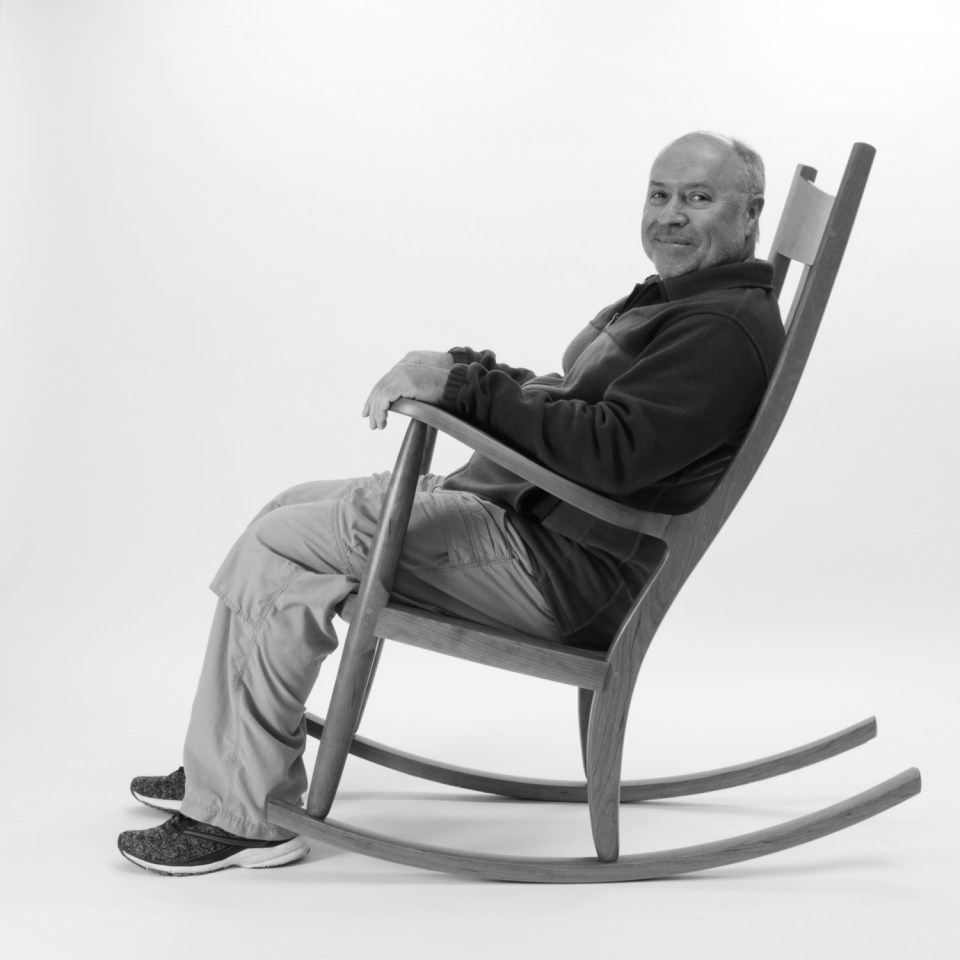 Groovy Comfortable Rocking Chairs By Gary Weeks And Company Pdpeps Interior Chair Design Pdpepsorg