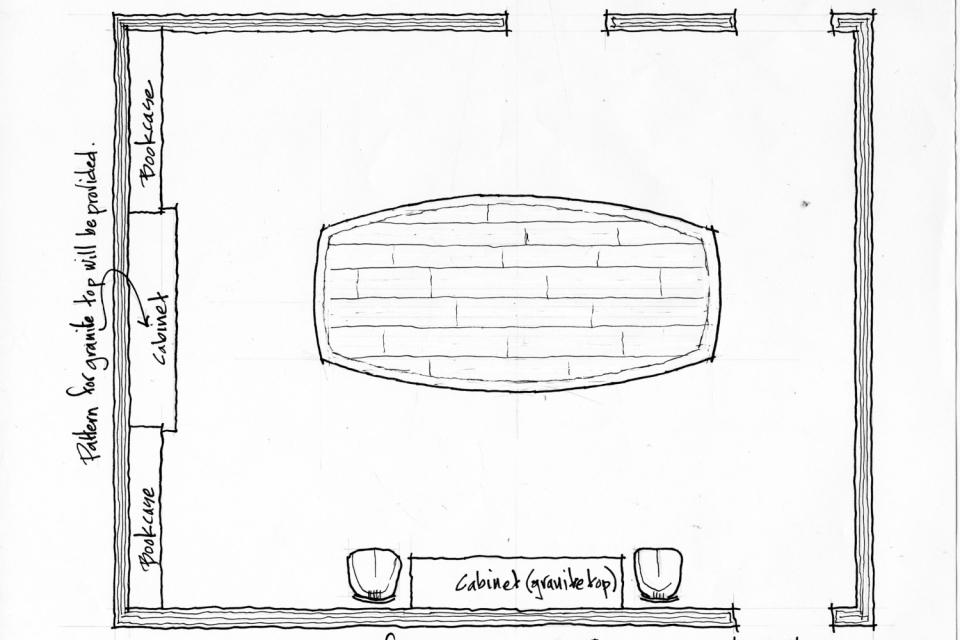 Floor Plan Three
