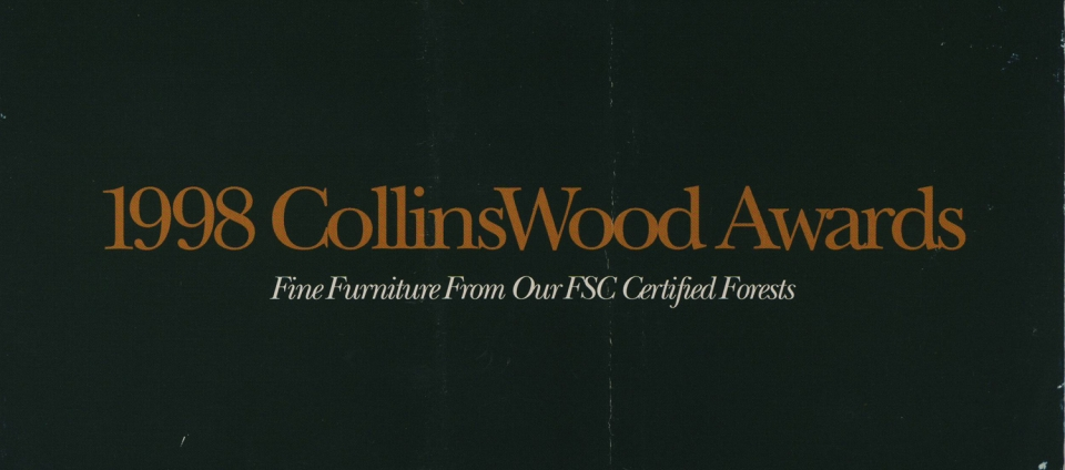 Collinswood Award cover