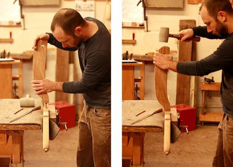 Aaron fitting chair joints wp
