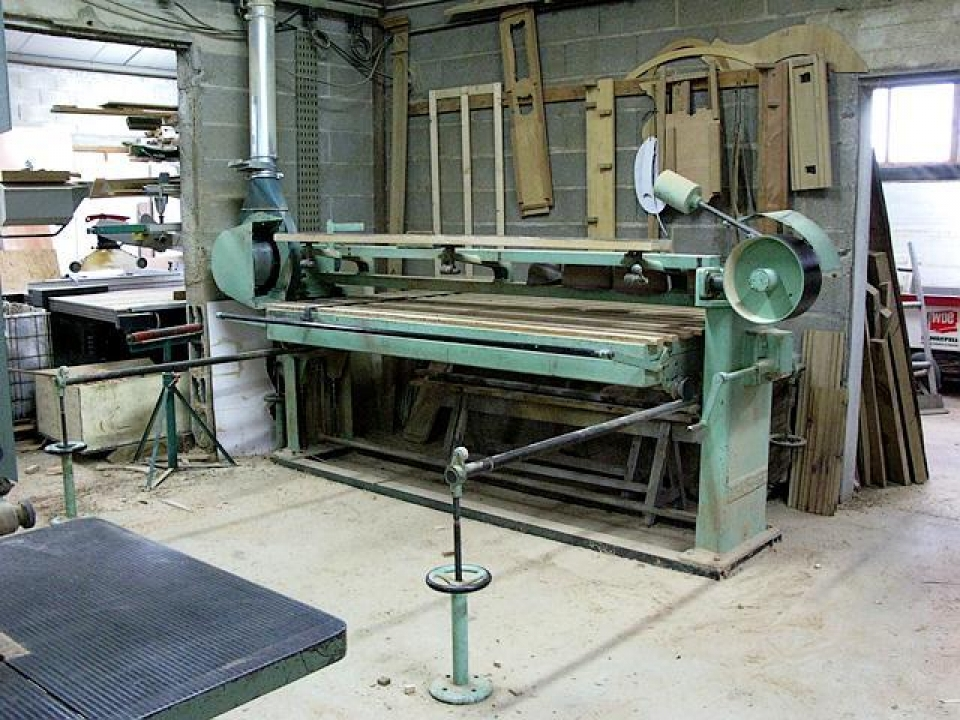 Shop Machinery Wp1