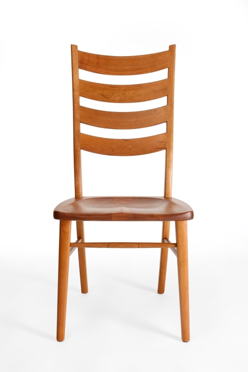Eubanks dining chair front view