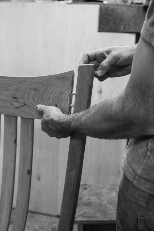 rocking chair assembly steps, 7