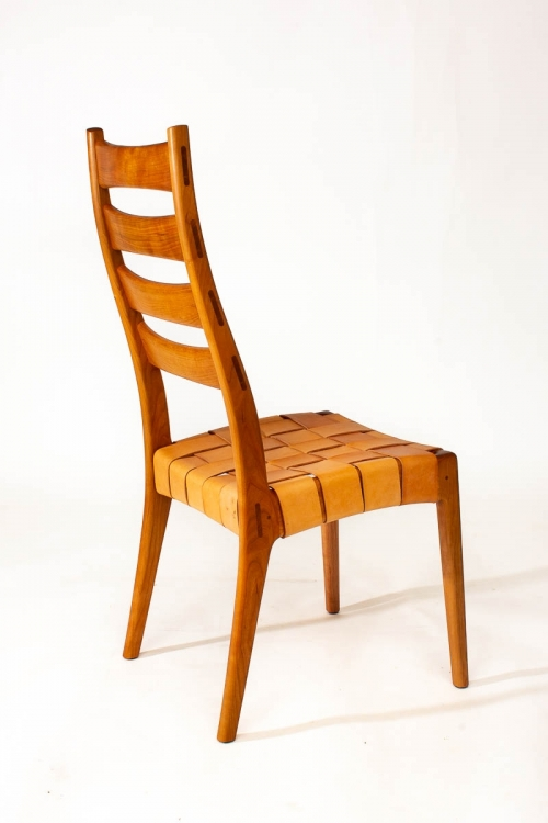 Awesome Comfortable Handmade Dining Chairs Built For Generations Of Machost Co Dining Chair Design Ideas Machostcouk