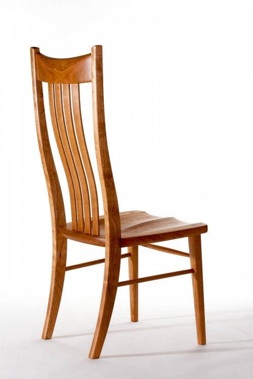 Wilson dining chair in cherry