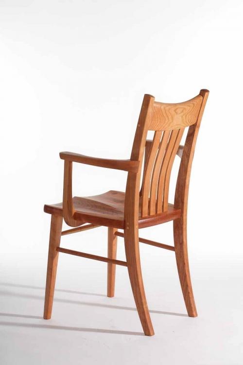 cherry Williams arm chair
