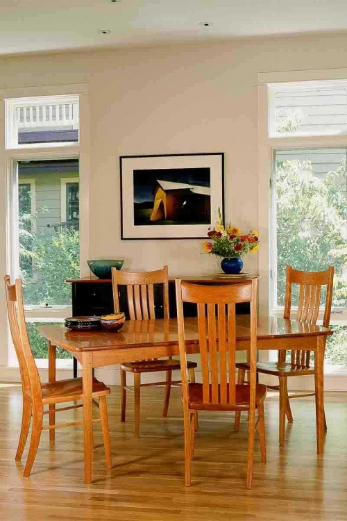cherry Wilson Dining Chairs is setting
