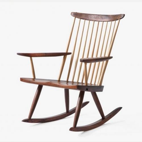 Directory Of Handmade Rocking Chair Makers Gary Weeks