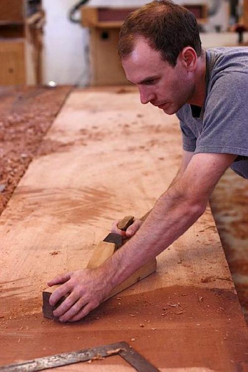 Austin Planing Mahogany Planks